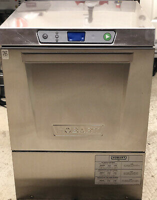 Hobart LXEH High Temp Undercounter  Dishwasher - (32) Racks/hr, 208-240v, 1 Ph