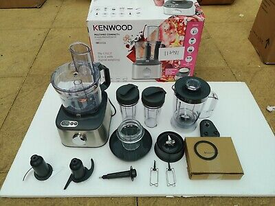 Kenwood Multipro Compact Plus Food Processor Blender with Digital Weighing Scale