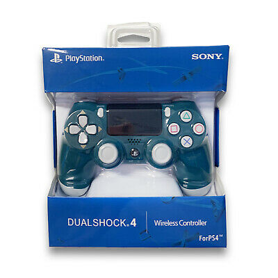 New PS4 Wireless Controller DualShock for Sony PlayStation 4 US Alpine Green