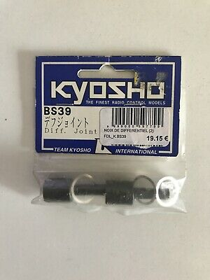 Kyosho BS39 1:8 Burns Inferno Turbo Burns Centre Différentiel Joint
