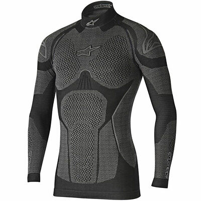 RST 0129 Tech X Coolmax Long Sleeve Top Thermal Under Base Layer S//M