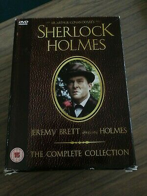 Sherlock Holmes The Complete Collection Dvds