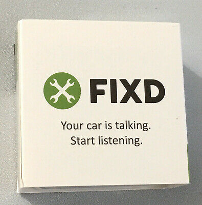 FIXD OBD-II 2nd Generation Active Car Health Monitor Brand New