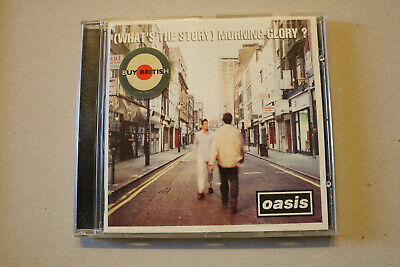 Oasis - (What's The Story) Morning Glory (mft2715)