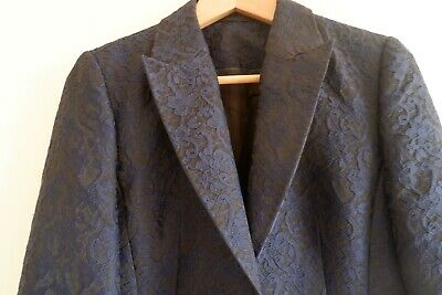 Austin Reed Signature Ladies Navy Blue Smart Size 10 Uk Dress Jacket 14 47 Picclick Uk