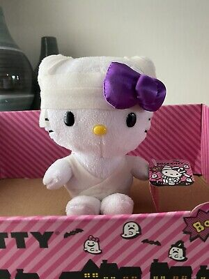 Hello Kitty CVS exclusive Halloween 2020 Mummy plush ** Hard to Find ** Sold Out
