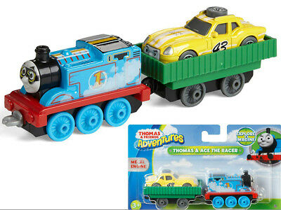 Thomas /& Friends FJP55 Thomas and Ace the Racer Diecast Toy Train Set