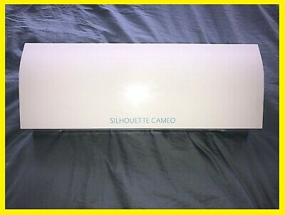 Silhouette Cameo 4 White HTV /& SAV Cutter SPECIAL OFFER WITH FREE DELIVERY