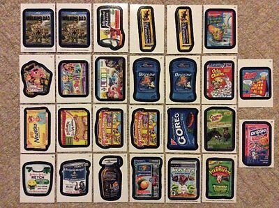 Stickers  ~ U Pick Em ~  L@@K! 1991 Topps WACKY PACKAGES Non-Sport Cards