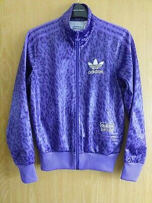 ADIDAS WOMEN WOMENS Chile 62 track top, jacket 2009 black