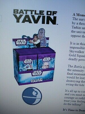 Star Wars TCG Complete Common Set Never Played BOY Battle Of Yavin