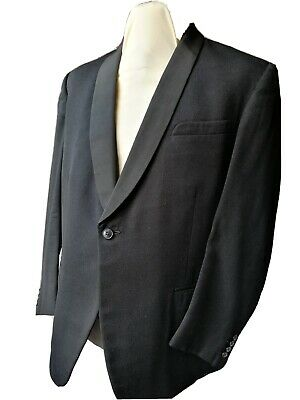 Vintage 1950 S Austin Reed Shawl Collar Evening Suit 40 Chest 30 00 Picclick Uk