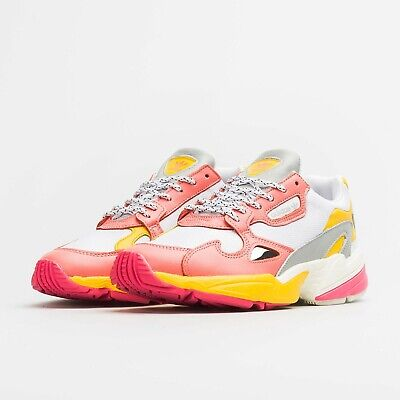 grano cansada Influyente  6 ADIDAS FALCON RUNNING TRAINERS GOLD PINK PURPLE VTG 90s ASOS URBAN  OUTFITTERS - £39.99 | PicClick UK