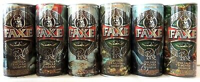 EXTRA RARE SERIES EXCLUSIVE BEER CAN Faxe Limited Edition 112 Years Old Russian