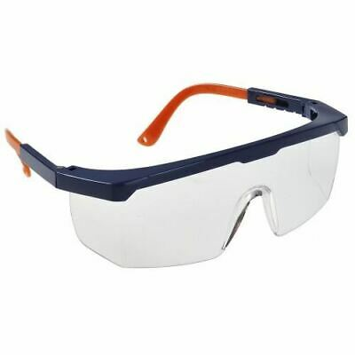 Portwest workwear PS33 - Classic Safety Plus Spectacle Clear