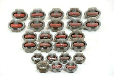 forged wire rope clip galvanized 48-52MM Crosby 1010373 2.00