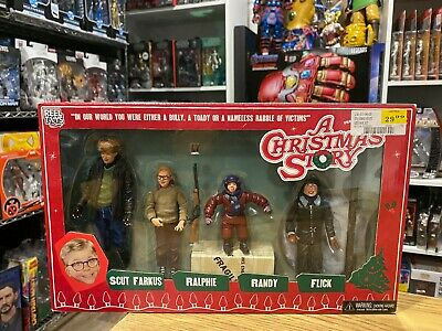 NECA /& Reel Toys Mom /& Randy Collectible Action Figures A Christmas Story