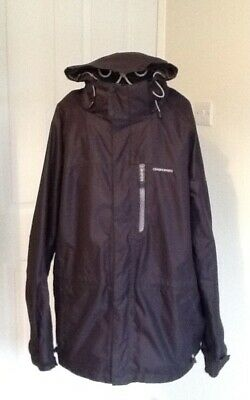 Night Craghoppers Men Discovery Adventures Hooded Windshield Soft Shell Jacket
