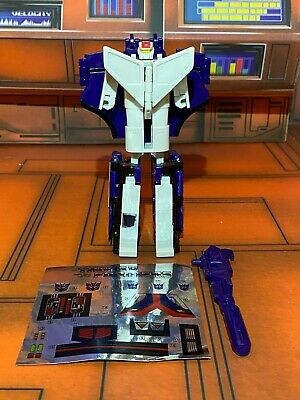 Transformers G1 Reissue Astrotrain Exclusive IN HAND NEW UK seller
