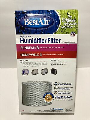 Slightly Damaged H75C Humidifier Filter