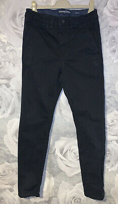 Boys Age 10-11 Years - Skinny Comfort Stretch Jeans