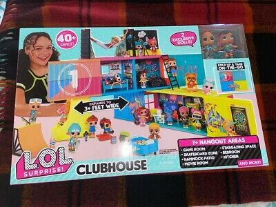 """LOL SURPRISE CLUB HOUSE """"IN HAND!"""""""
