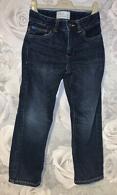 Boys Age 7 (6-7 Years) Matalan Straight Fit Jeans
