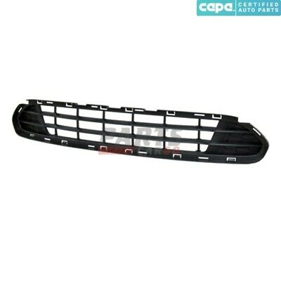 New Bumper Cover Grille Plastic Front Fits 2010-2012 Ford Fusion 192228019 Capa