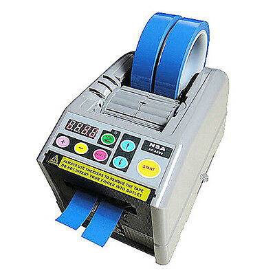 110V ZCUT-9 Electric Adhesive Automatic Tape Dispenser Cutter Packaging Machine