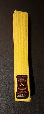 KANGO BELT MARTIAL ARTS KARATE JUDO MMA BOXING FIGHT TAEKWONDO JITSU EXTRA BELT