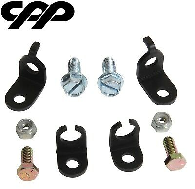 Cpp Universal Parking Emergency E-Brake Brake Cable Mounting Kit