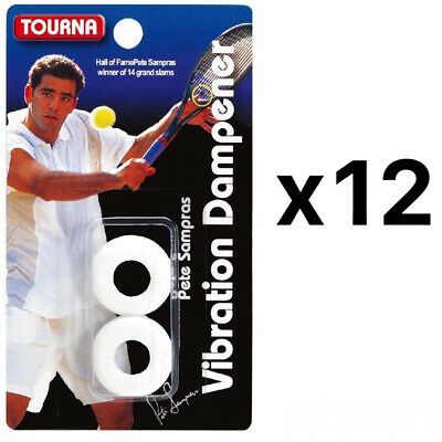 6 Pcs Tennis Vibration Dampeners Ship From USA LIMITED 8-TDmn