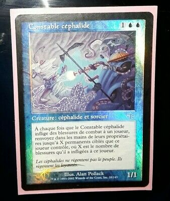 Colisée céphalide MTG Magic FTV MRM ENGLISH FOIL Cephalid Coliseum