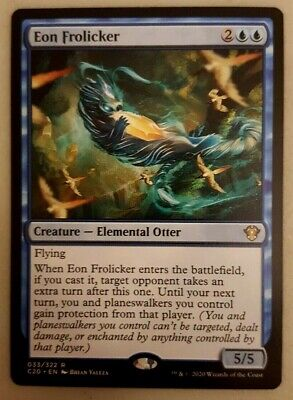 English x4 Souvenir Snatcher MTG Commander 2020 R M//NM