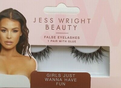 False Eyelashes Jess Wright Bella Boo 1pk Glue Included Bnwt 2 99 Picclick Uk
