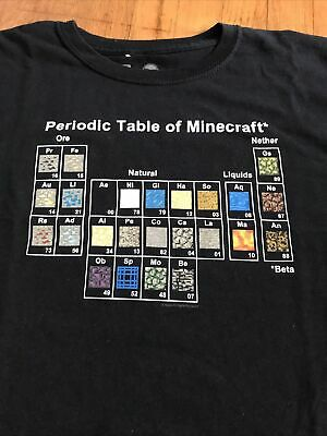 BOYS MOJANG OFFICIAL MINECRAFT PRODUCTION MULTIPLE COLORS SIZE XL 18//20 NEW WT