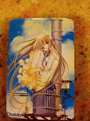 Officially Licensed Chobits Playing Card Set - Mint Complete Set