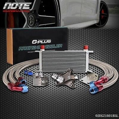 Transmissions & Parts Circuit Sports Oil Filter Relocation Kit ...