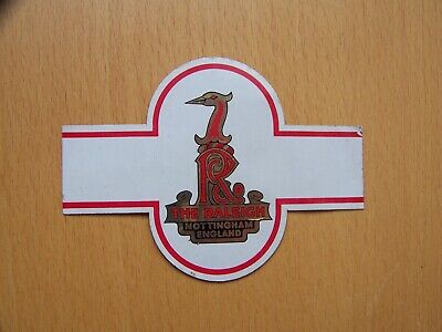 Vintage Raleigh Industries tubing decals CHOICE for Raleigh Rudge Humber BSA