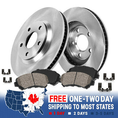 Ceramic Pads 4WD For 1998 1999 2000 2001 Lexus RX300 Front Rear Brake Rotors
