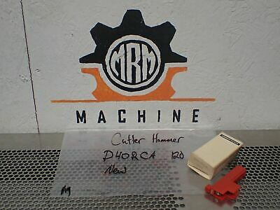 Cutler-Hammer D40RCA 120 Reed Relay New Old Stock Fast Free Shipping