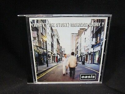 Oasis - (What's The Story) Morning Glory? - NM - NEW CASE!!!