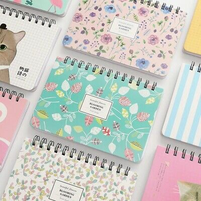 Cute Notebook Portable 2021 2022 Agenda A6 Diary Journal Weekly Monthly Planner