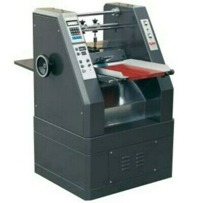 Rollem Auto 4 Perf Slit Score Numbering Machine w/airfeed and registration table