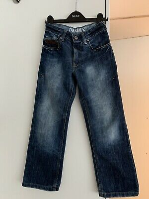 Denim Co Jeans Age 8-9 years  blue straight leg