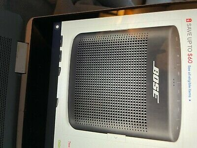 Bose SoundLink Color Bluetooth Speaker II, Used, but in excellent condition