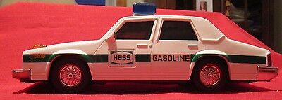 1993 Hess Toy Patrol Car Working Light and Sound
