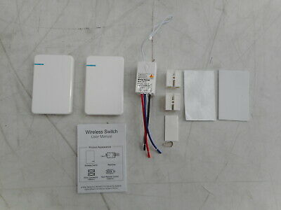 Thinkbee 3 Way Wireless Switch and Receiver Kit