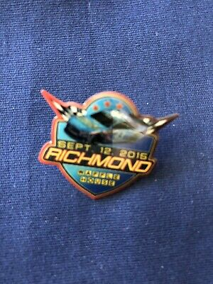 "Waffle House Nascar ""Richmond Sept 12, 2015"" Promotional Pin"