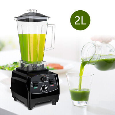 Professional Multi Blender with/On Off Timer, High Speed 26000 RPM, 1400W, UK